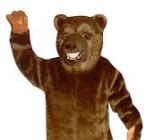Snarling Bear