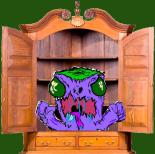Monster Cupboard